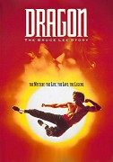 Dragon - The Bruce Lee story - DVD plast