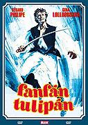 Fanfán Tulipán - DVD plast