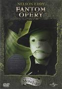 Fantom opery - DVD plast