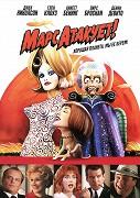 Mars attacts - DVD plast