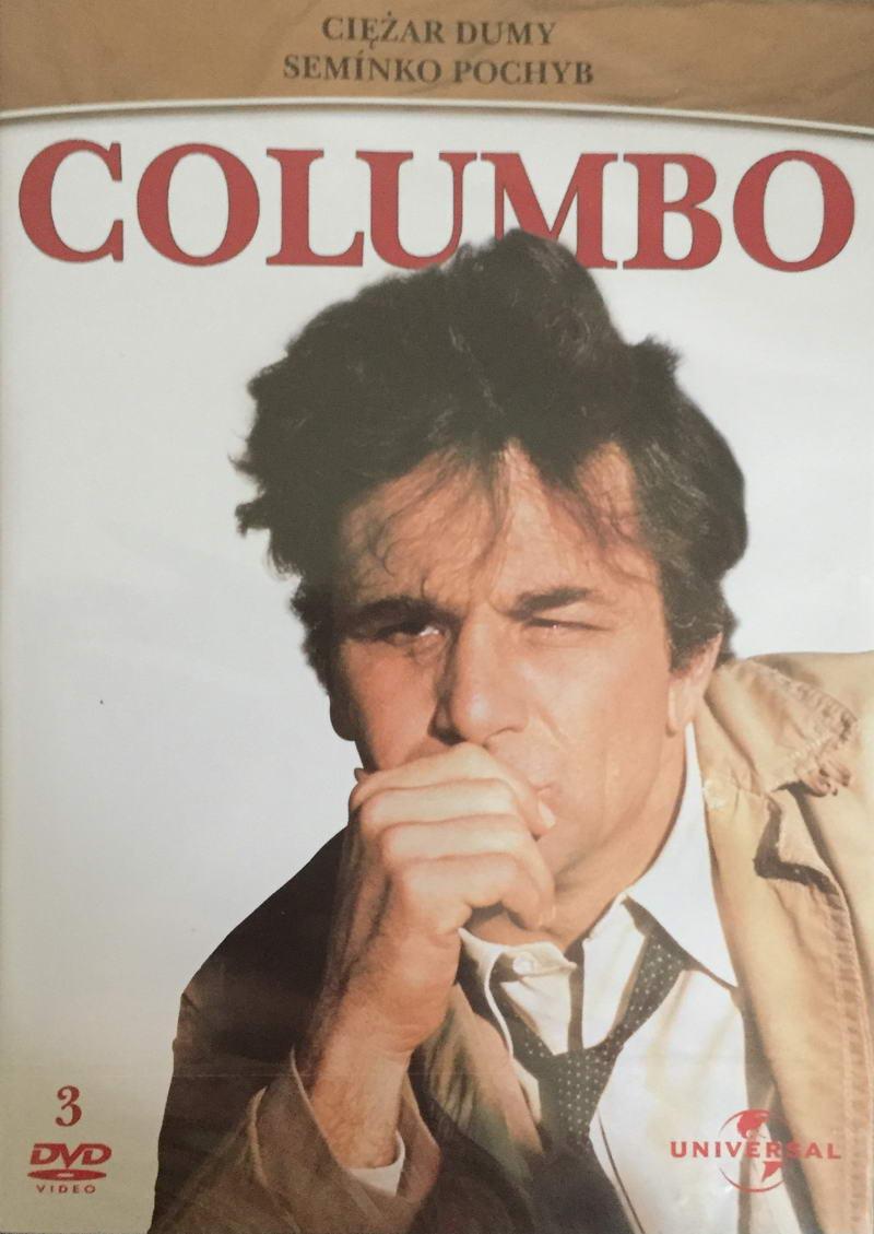 Columbo - Semínko pochyb - DVD plast