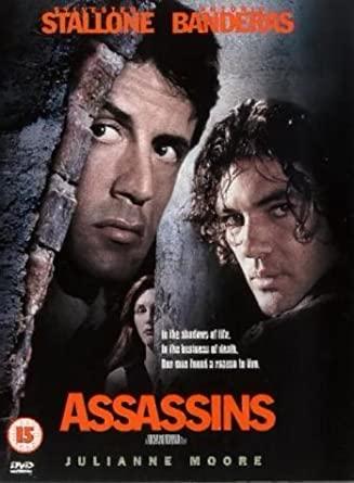 Assassins - DVD plast