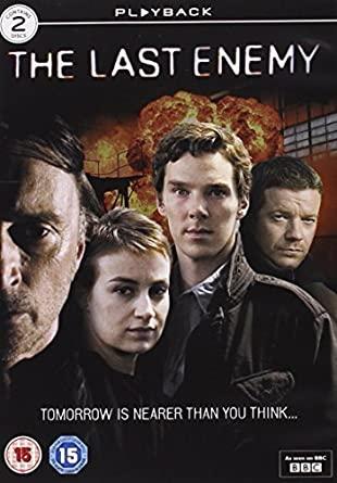 The last enemy - DVD plast