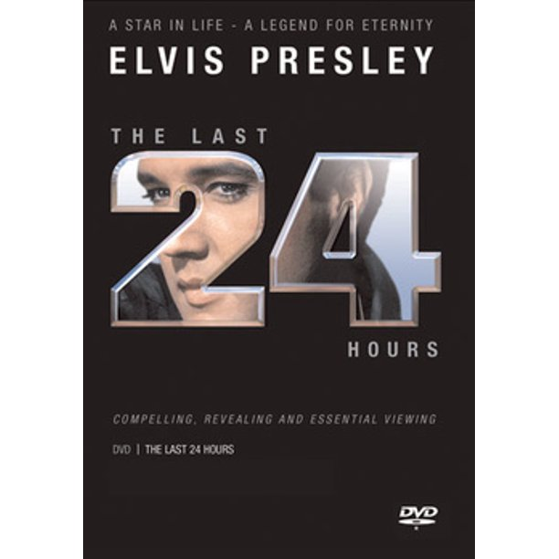 Elvis - The last 24 hours - CD + DVD plast