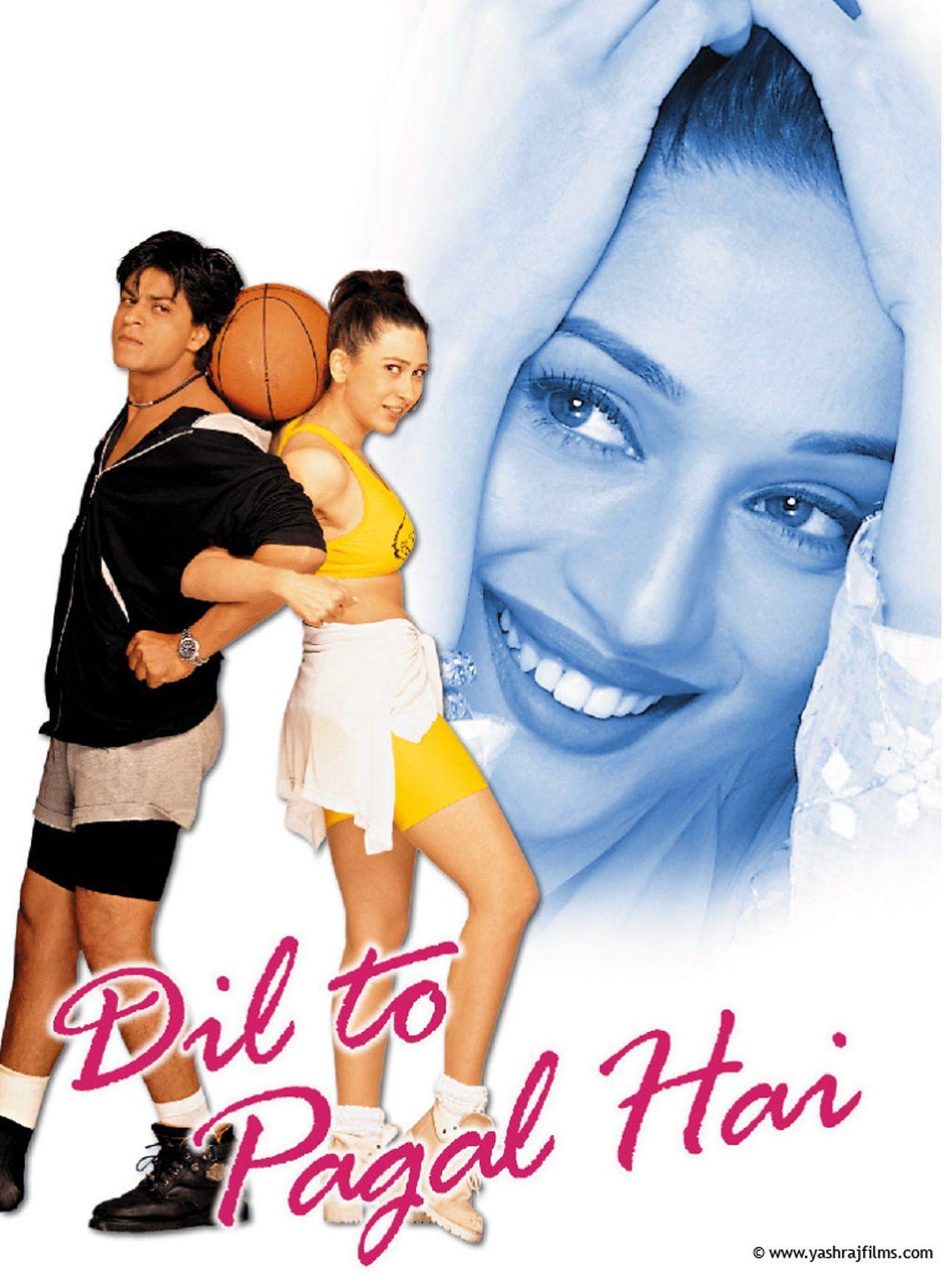 Dil to Pagal Hai - DVD plast