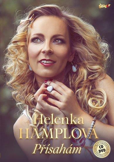 Helenka Hamplová - Přísahám - CD + DVD plast