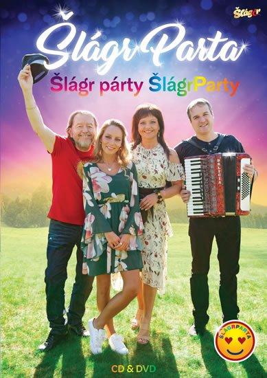 ŠlágrParta - Šlágrpárty - CD + DVD plast