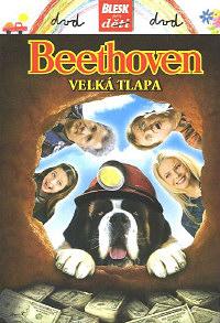 Beethoven - Velká tlapa - DVD pošetka /bazarové zboží/