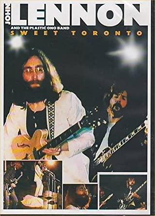 John Lennon and Plastic Ono Band - Sweet Toronto - DVD plast