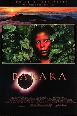 Baraka - Odysea země - DVD plast