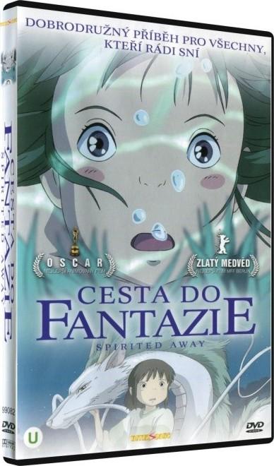 Cesta do Fantazie - DVD plast