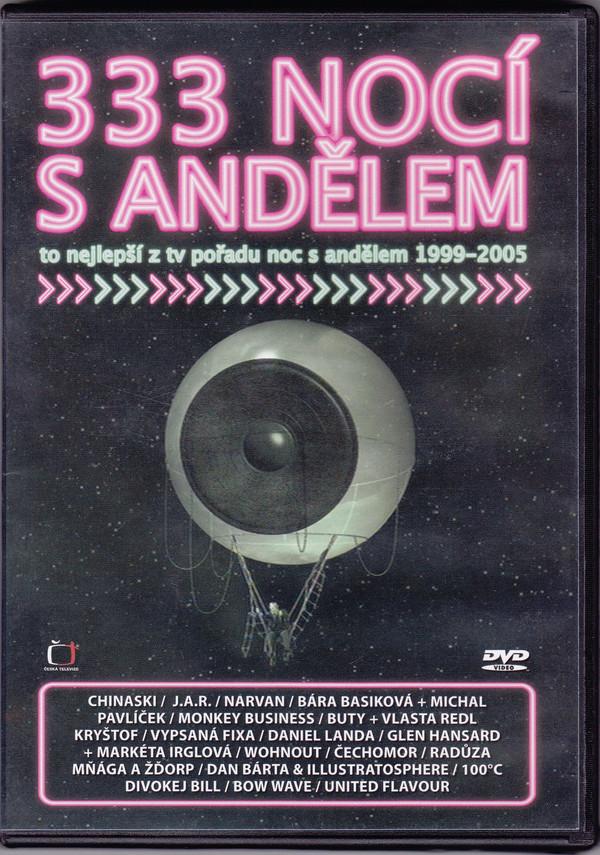 333 nocí s Andělem - to nejlepší z TV pořadu Noc s Andělem 99-05 - DVD plast