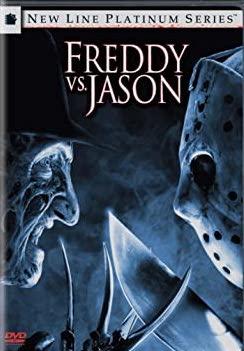 Freddy versus Jason - DVD plast