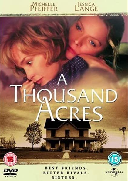 A Thousand Acres - DVD plast