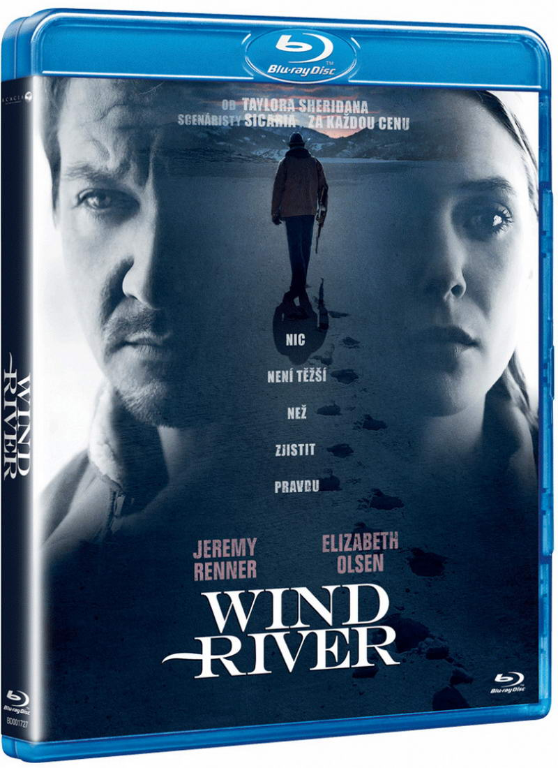 Wind River  ( Blu-ray )