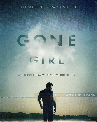 Gone Girl / Zmizelá ( Blu-ray )