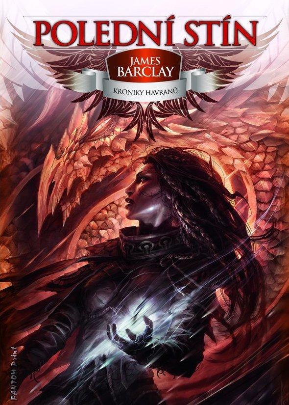 Polední stín - James Barclay