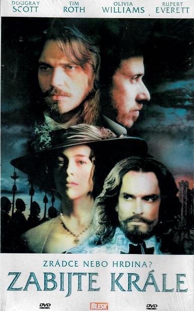 Zabijte krále ( pošetka ) - DVD