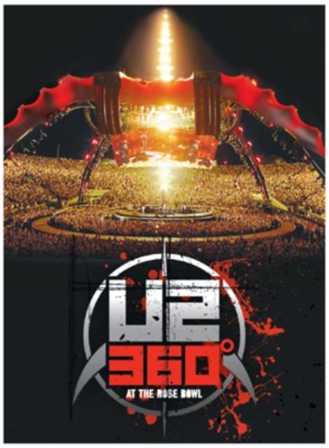 U2: 360° At The Rose Bowl -  DVD
