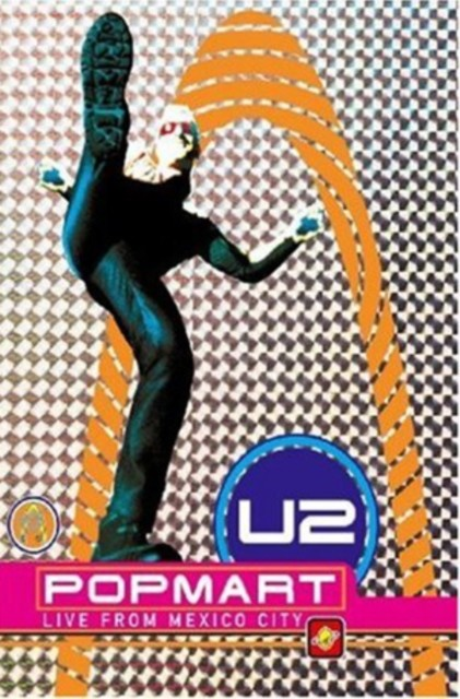 U2 - Popmart / Live From Mexico City - DVD