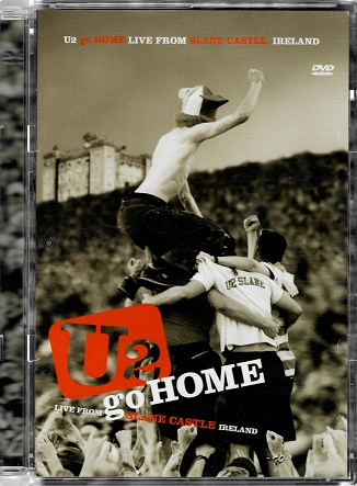 U2 : Go Home Live From Slane Castle - DVD