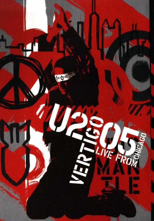U2: 2005 Vertigo / Live in Chicago - DVD