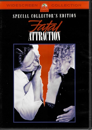 Fatal attraction / Osudová přitažlivost ( originální znění, titulky CZ ) plast DVD