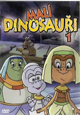 Malí dinosauři 1 ( plast ) DVD