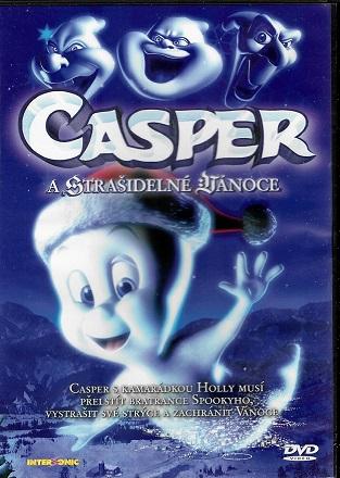 Casper a strašidelné vánoce ( slim ) DVD