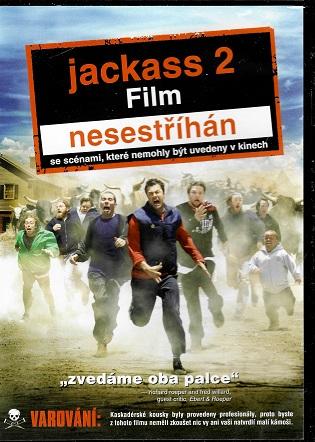 Jackass 2 ( plast ) DVD