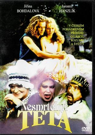 Nesmrtelná teta ( plast ) DVD