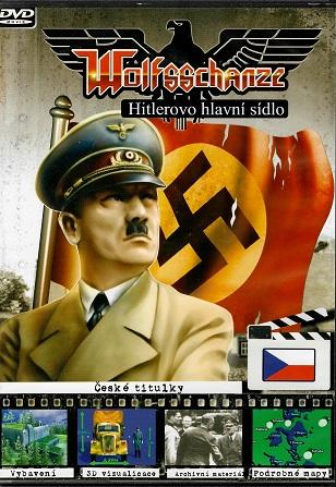 Wolfsschanze: Hitlerovo hlavní sídlo ( slim ) DVD