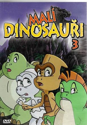 Malí dinosauři 3 ( Plast) DVD