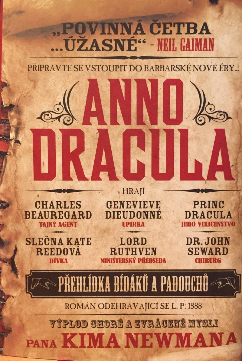 Anno Dracula - Kim J. Newman