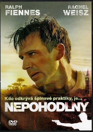 Nepohodlný ( slim ) DVD