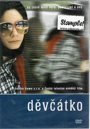 Děvčátko ( plast ) DVD