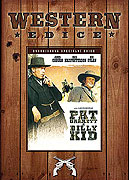 Pat Garret a Billy The Kid-  2 DVD plast