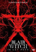 Blair Witch: 20 let poté - DVD plast