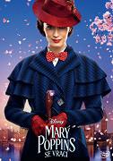 Mary Poppins se vrací - DVD plast