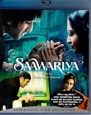 Saawariya ( blu-ray) originální zněná, titulky CZ