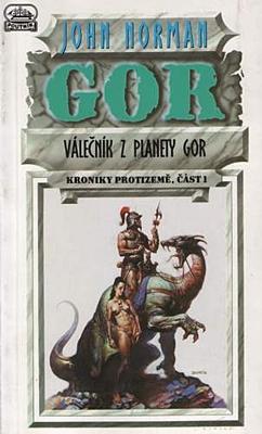 Gor - Válečník  z planety Gor - John Norman