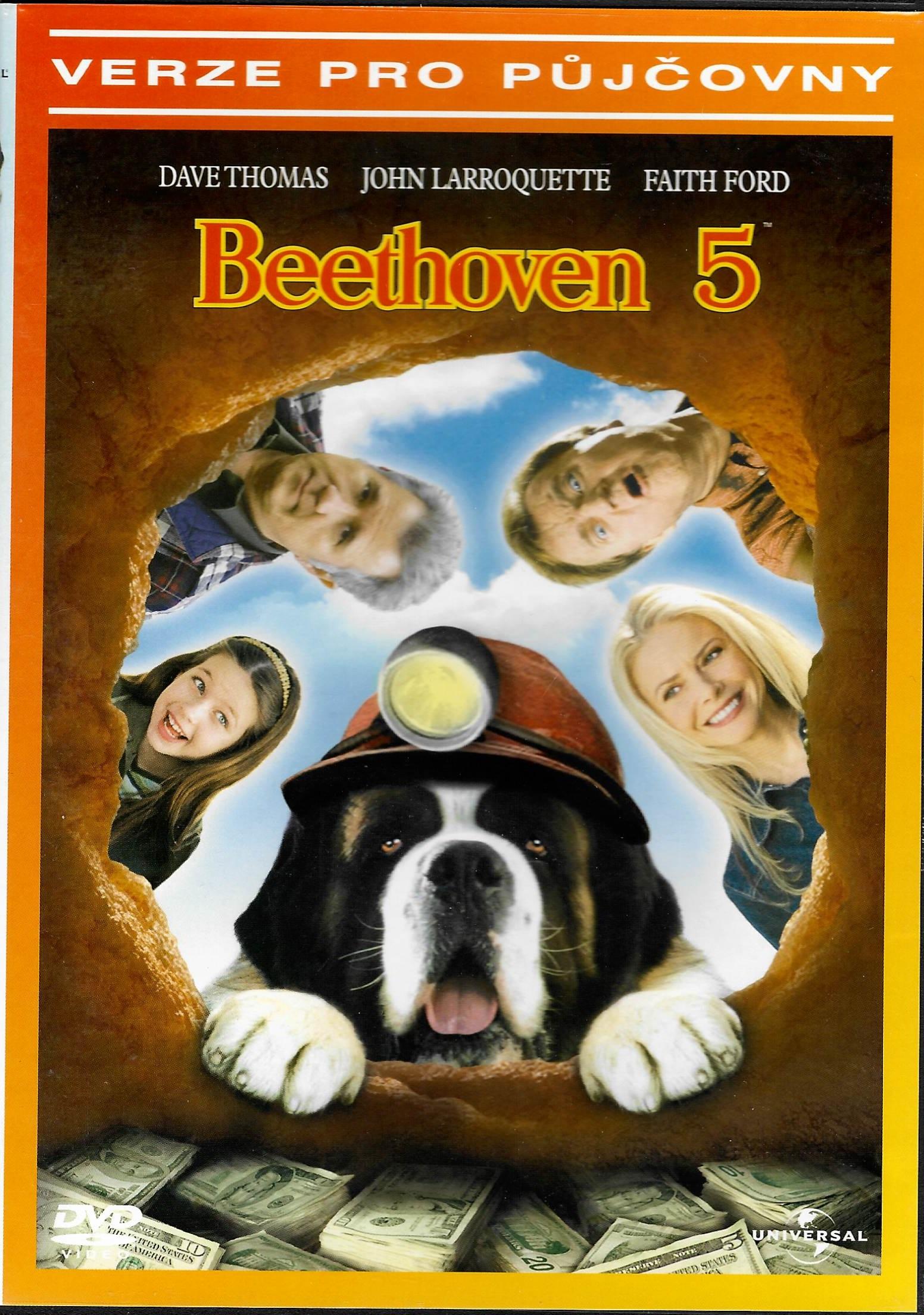 Beethoven 5 - DVD plast