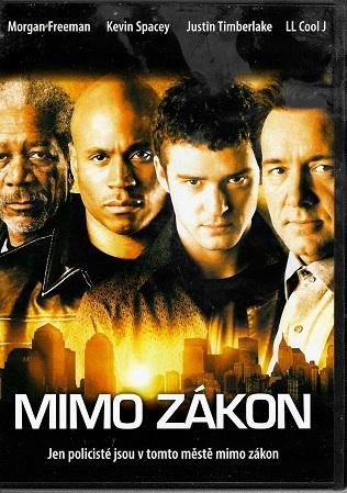 Mimo zákon ( slim/plast) DVD