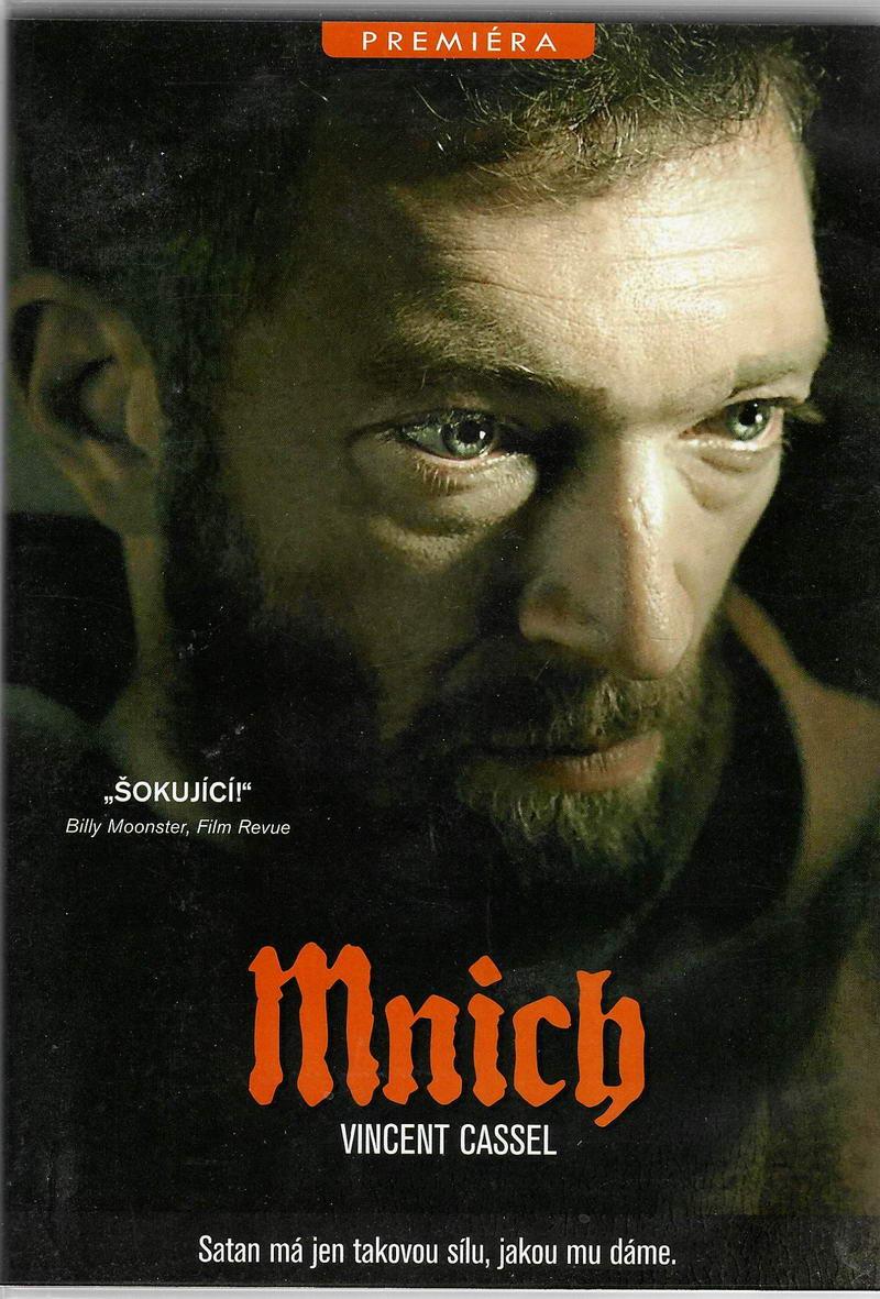 Mnich - DVD slim