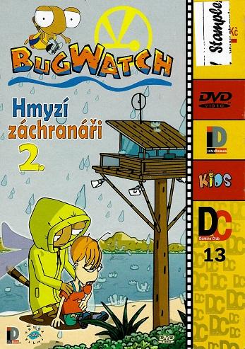 Hmyzí záchranáři/ BugWatch ( pošetka ) DVD