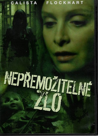 Nepřemožitelné zlo ( slim ) DVD