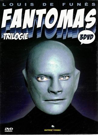 Fantomas 3 DVD ( digipack )