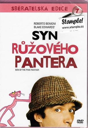 Syn růžového pantera ( slim ) DVD