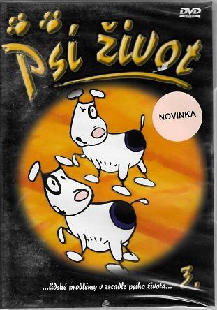 Psí život 1. ( plast ) DVD