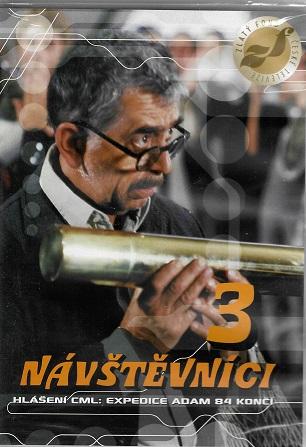 Návštěvníci 3 ( plast ) DVD